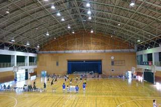 体育館&トレーニングルーム